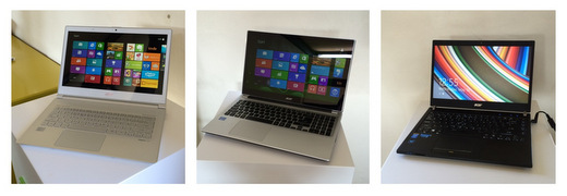 Acer Touch 2