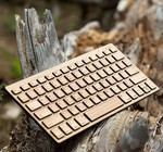 Review: Houdt Wooden Keyboard + WIN