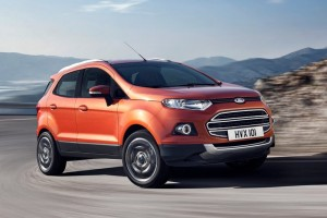 Launch Drive: Ford Eco Sport