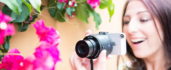 Review: Sony QX10 Lens