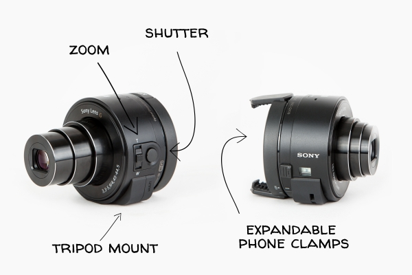 sonyqx10-buttons