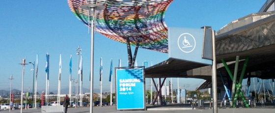 Spain: Samsung Forum 2014