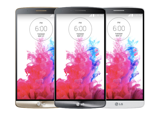 Hands On: LG G3
