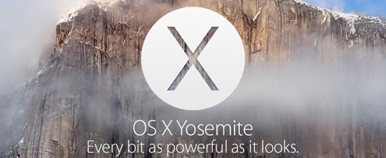 First Impressions: OS X Yosemite Beta