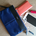 Hands On: Knomo Dering clutch