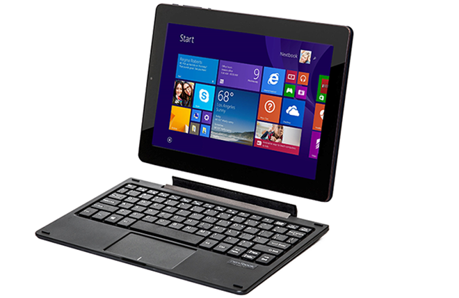 Hands On: Microsoft Nextbook