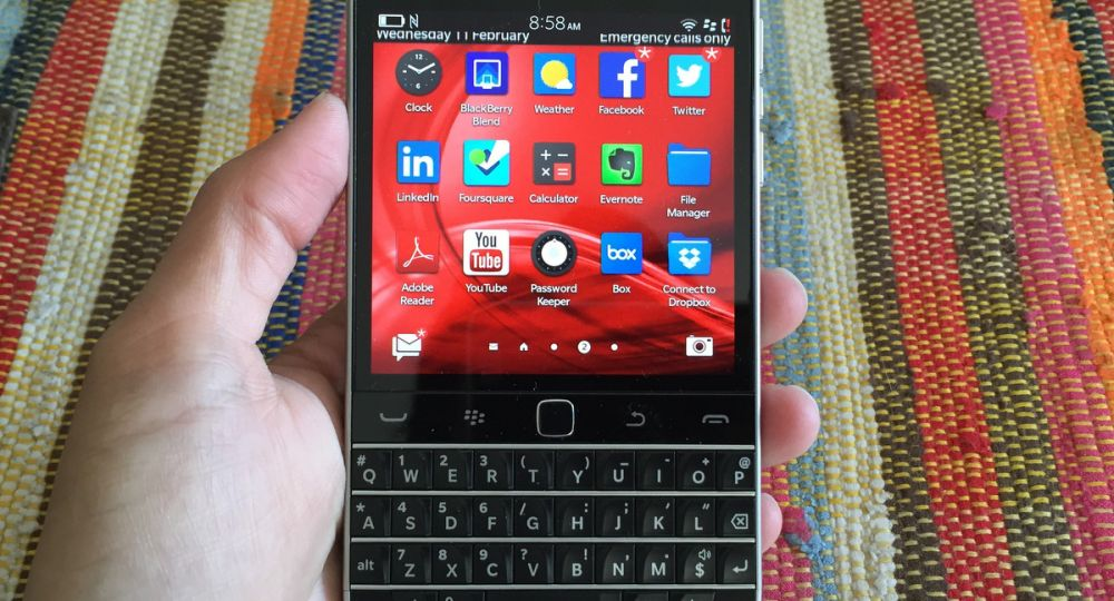 Vodacom Review: BlackBerry Classic