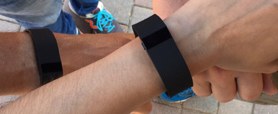 Hands On: Fitbit Charge HR