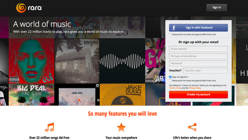 Top 5: Music Streaming Services in SA - Wired to the Web