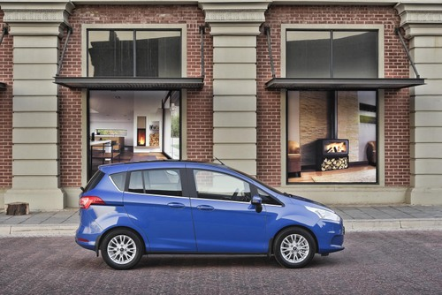 Launch drive: Ford B-Max