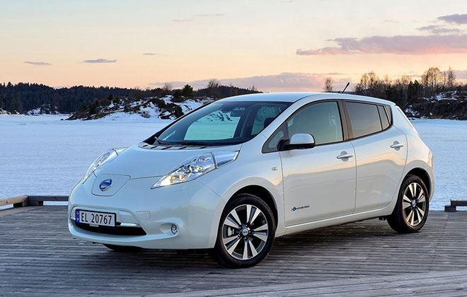 Thoughts on the Nissan Leaf