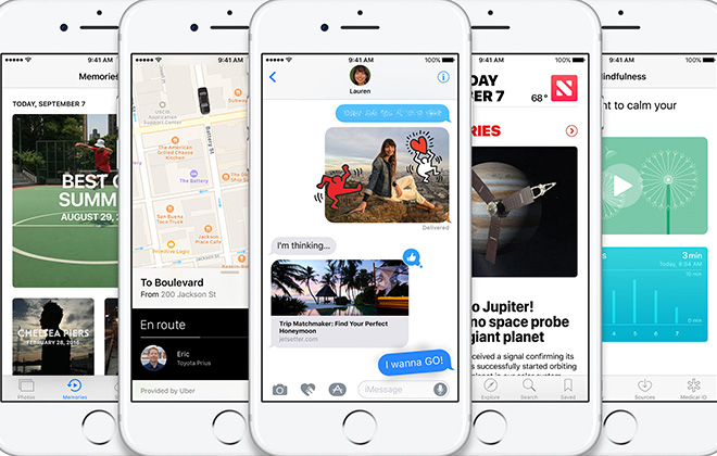 Preview: iOS 10