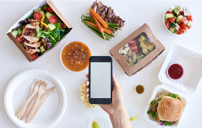 Top 3: Food Delivery Apps