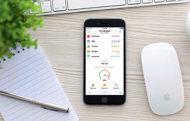 App of the Week: Home Budget