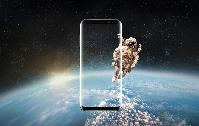 My top 8 Galaxy S8+ features