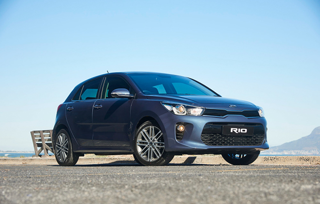 4 Things about the Kia Rio