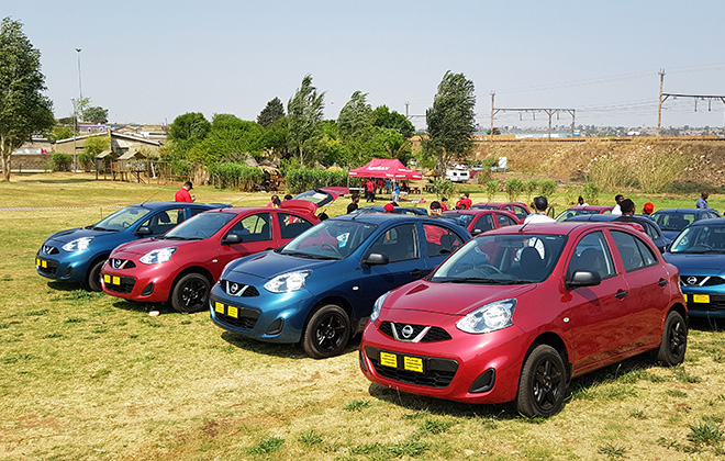 Launch Drive: Nissan Micra Active