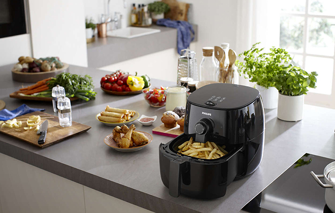 Bullet Review: Philips Airfryer