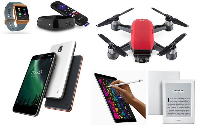 Hot high-tech Christmas Gifts