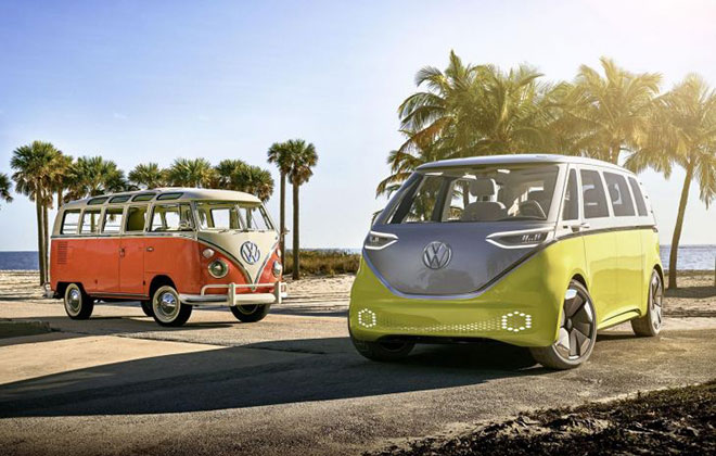 CES: Motoring tech of the future