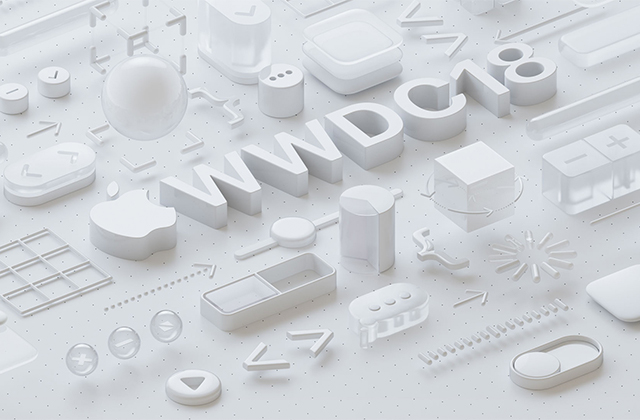Highlights at the Apple Keynote at WWDC