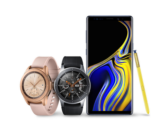 Samsung Note 9 is here