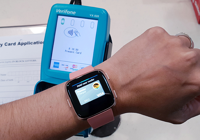 How To: Set up Fitbit Pay