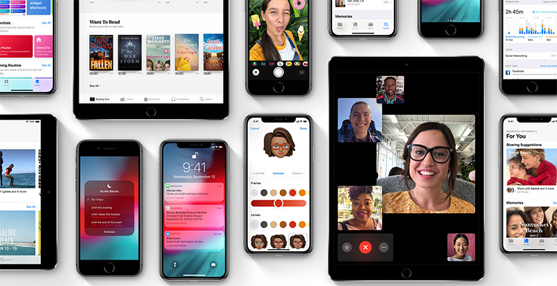 Top 5: iOS 12 features