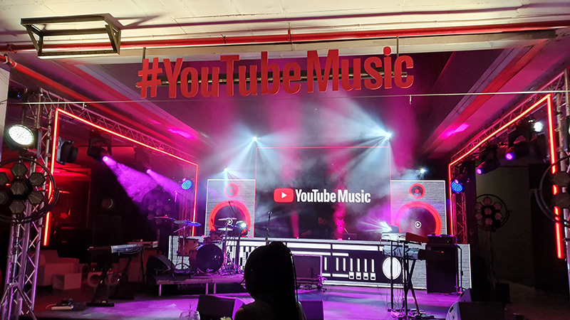 YouTube Music South Africa launch