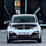I drove the new BMW i3s