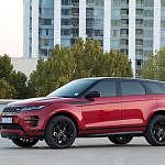 Launch Drive: Range Rover Evoque