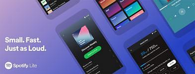 Spotify Lite for Android