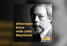 Podcast: Afternoon Drive with John Maytham